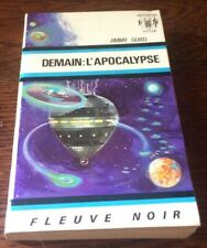JIMMY GUIEU / DEMAIN L'APOCALYPSE ..Edition originale 1969...FNA N°402