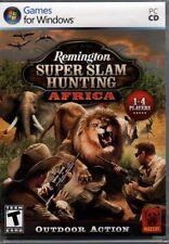 Remington Super Slam Hunting: Africa (PC-CD, 2011) Win XP/Vista/7 - NEW DVD BOX