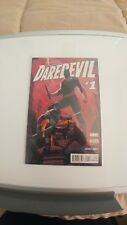 Dare Devil Comic #1 1st Edition 2016-Present Series Bagged and Boarded