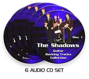 155 of The Shadows Style Guitar Rehearsal Backing Tracks Collection Audio CDs