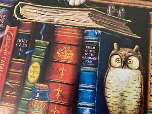 Charles Wysocki 1000 piece jigsaw - Whiskers - Frederick the Literate