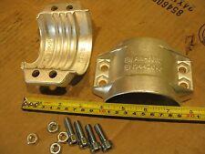 "MCC Aluminum Safety Clamp 2-1/2"" EN14420-3 DIN 2817 63X8 Hose Coupling DN65 PN25"