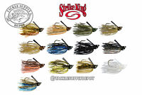 Strike King Jig Bitsy Bug Finesse 1/4oz - Pick