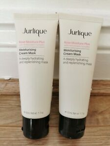 2x JURLIQUE Rose Moisture Plus MOISTURISING CREAM MASK 50ml EXP 11/20