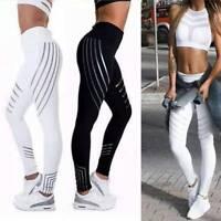 Women's Sports YOGA Workout Gym Fitness Leggings Pants Jumpsuit Breathable