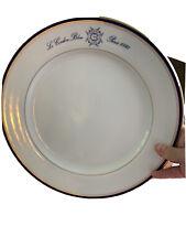 Le Cordon Bleu Vintage Charger Plate