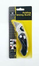Pocket Knife Folding Lock back Utility Box Cutter New