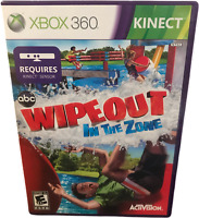 Wipeout In the Zone Kinect Xbox 360 Game