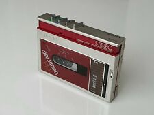 VINTAGE SONY WALKMAN PERSONAL CASSETTE PLAYER WM-F10 MADE IN JAPAN BRAND NEW