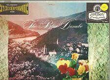 The Blue Danube JOSEF KRIPS/Vienna Phil BLUEBACK FFSS STEREO LP audiophile 1E/1K