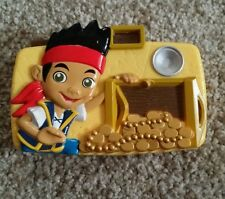 Disney Store Jake & the Never Land Pirates talking play camera ages 3+