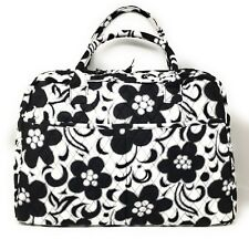 Vera Bradley Weekender Tote in Night & Day with Solid Black Interior - NWDefects