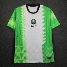 Camiseta Local Selección Nigeria Talla M Temporada 2020 - 2021
