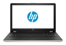 "HP 15-bw067sa 15.6"" Laptop AMD A9-9420 4gb RAM 1tb HDD Windows 10 - Gold a"