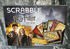 Scrabble Harry Potter Edition - Officially Licensed Family Board Game Complete