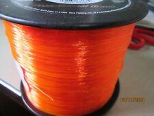 New Chrome Berkley Prospec 40 lb test 1090 yd Blaze Orange Monofilament Ps140-80