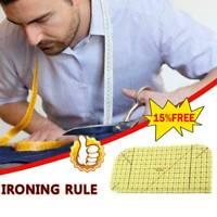 Hot Ironing Ruler Patchwork Tailor Craft Diy Sewing Supplies Tool Measuring