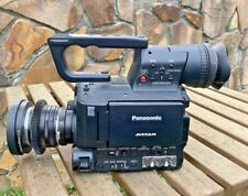 Panasonic AG-AF100A Camcorder - Black With Heavy Duty Calumet Case + Accesories