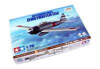 Tamiya Aircraft Model 1/72 Airplane MITSUBISHI A6M3 Zero Fighter 32 (HAMP) 60784