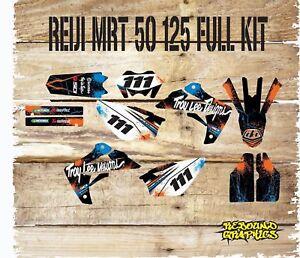 RIEJU MRT 50 125 FULL GRAPHICS KIT-FULL STICKER KIT-DECALS-MX
