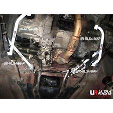 for 90-95 TOYOTA MR2 SW20 ULTRA RACING 4-PT 50CM REAR LOWER UNDERBODY SIDE BAR