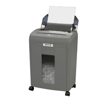 Boxis Autoshred 50 Sheet Auto Feed Microcut Paper Shredder 12 Pack Of Shredcare