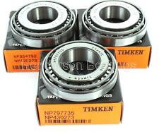 Vauxhall cambio M32 o M20 End Case RICAMBIO KIT TIMKEN