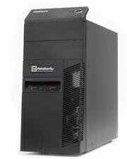 Lenovo ThinkCentre M92p TORRE Intel Core i5-3470 8GB RAM 120GB SSD 320GB HDD W10
