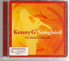 (GT497) Kenny G, Songbird: The Ultimate Collection - 2004 CD