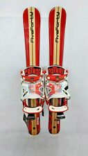 540 Titan Snowblades Skiblades Ski Blades with bindings