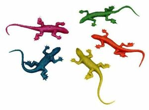 New Stretchy Lizard Toys Boys Girls Squishie Fidget Christmas Party Bag Fillers