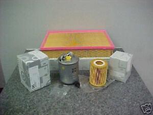 2007 3.0L Dodge Sprinter Maintenance Diesel Filter Kit