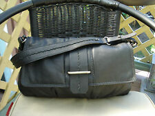 Holly Riva Leather Shoulder / Clutch Bag