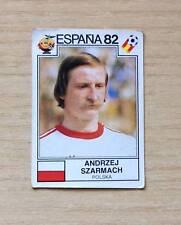 """FIGURINE PANINI """"ESPANA '82"""" - N°68  SZARMACH - POLONIA - NUOVA - NEW STICKER"""