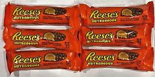 900694 6 x 47g BARS OF REESE'S NUTRAGEOUS CHOCOLATE WITH PB & CARAMEL! USA