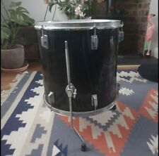 More details for performance percussion floor tom drum kit 42cm diameter