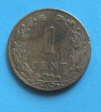 monnaie munt  Pays-Bas Nederland 1 cent 1904