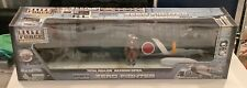 Elite Force WWII ZERO FIGHTER War Plane 1/18 Maximum Detail New and Sealed