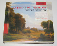 LA FEMME DE TRENTE ANS - DE BALZAC HONORE COFFRET 2CD