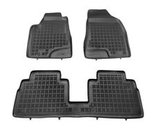 TAPPETI TAPPETINI IN GOMMA Lexus Rx 400h 2005-2009