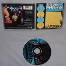 CD SAVE FERRIS It Means Everything 1997