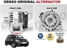 Per CITROEN C2 1.1 1.4 1.6 VTS 2003 - & GT ORIGINALE DENSO alternatore unità 90Amp 5702a4
