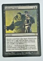 Infernal Tutor Rare NM Like Demonic Tutor Magic The Gathering MTG Hard_8s_Magic