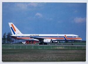 Air Holland Boeing 757-27B Postcard