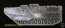 LVTP7 Armoured Amphibious Assault Vehicle AAV HAT PIN UP US MARINES NAVY TRAC