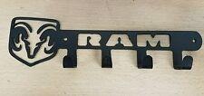 Dodge Ram key chain fob holder metal art plasma cut
