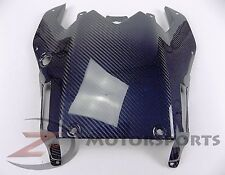 2008-2016 R6 Rear Lower Tail Bottom Seat Tray Fairing Cowl Carbon Fiber Blue