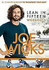 Joe Wicks - Lean in 15 Workouts (DVD) Fitness Brand New Sealed