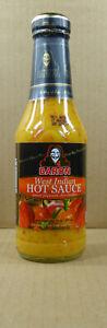 397gr West Indian Hot Sauce/Pfeffersosse von Baron aus St. Lucia