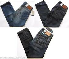 Indigo, Dark wash Big & Tall 32L Skinny, Slim Jeans for Men
